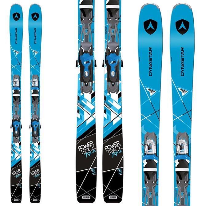 Ski Dynastar Powertrack 79 ca Xpress + Fixations Xpress 11