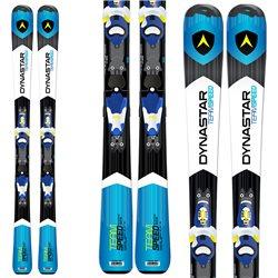 Ski Dynastar Team Speed ( 100- 130 ) Kid + bindings  Kid-X 4 B69