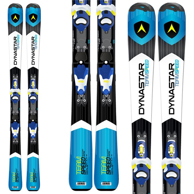Ski Dynastar Team Speed ( 130- 150 ) Kid + Bindings Xpress Team B73