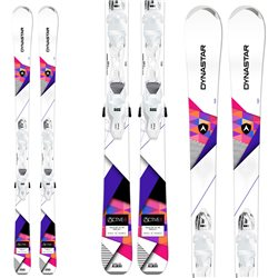 Ski Dynastar Active 8 Xpress Eco + Fixations Xpress W 10 B83
