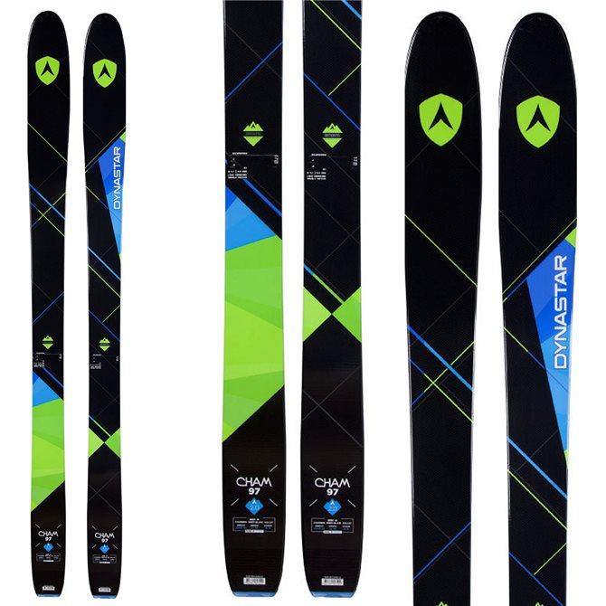 Ski Dynastar Cham 2.0 97 + Fixations V614