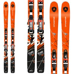 Ski Dynastar Powertrack 84 Fluid X + Fixations Nx 12 fluid B90