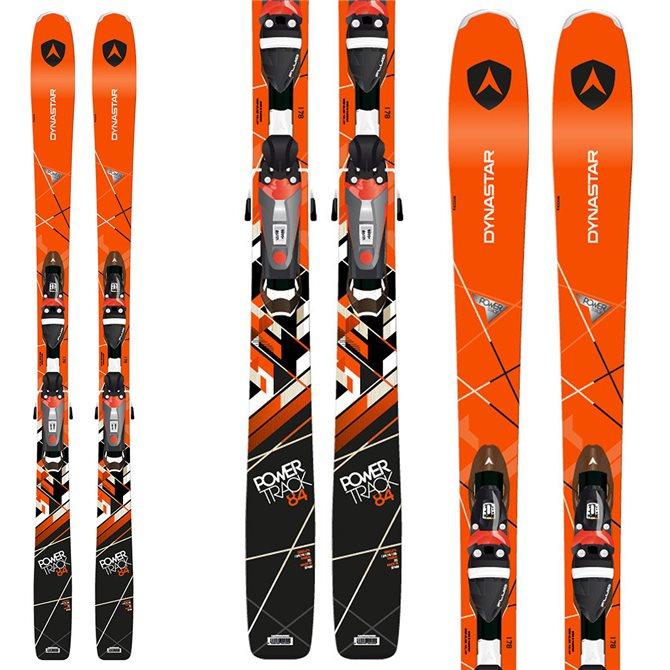 Ski Dynastar Powertrack 84 Fluid X + Bindings Nx 12 fluid B90