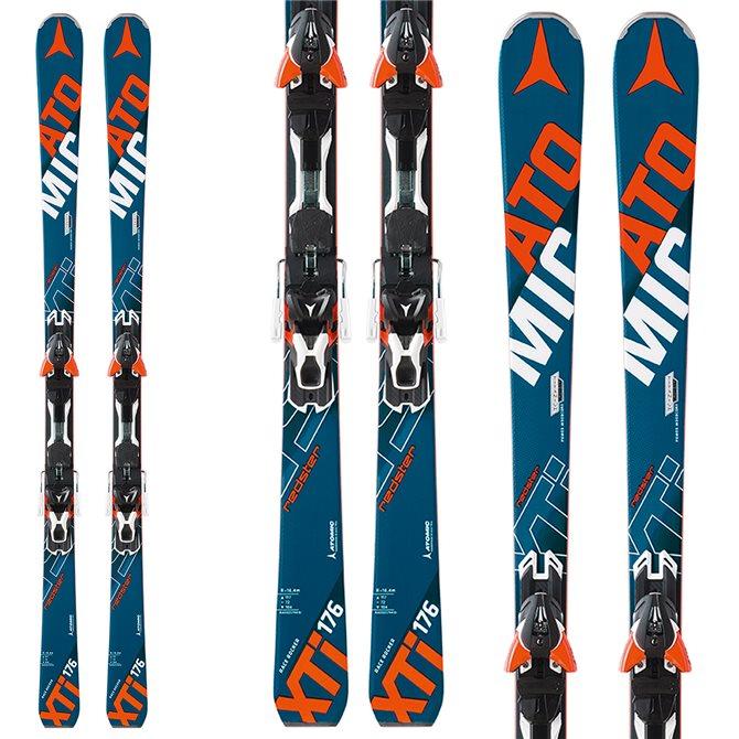 Ski Atomic Redster Xti + Fixations Xt 12