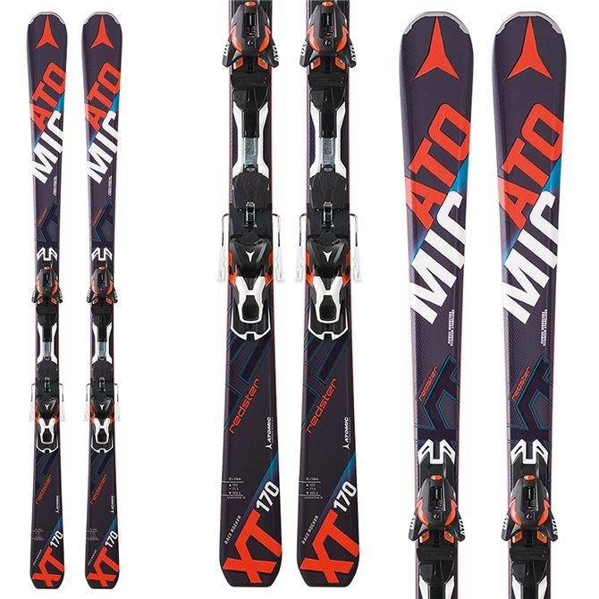 Esquí Atomic Redster Xt + fijaciones Xt 10