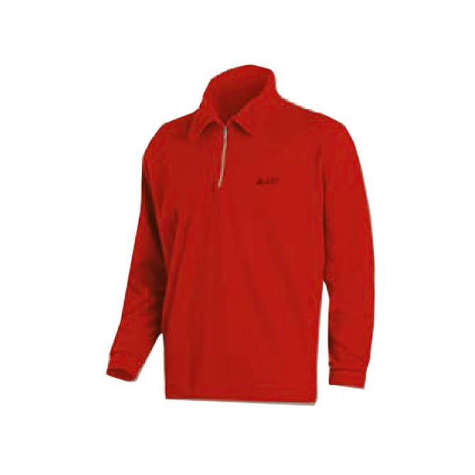 Microfleece Astrolabio Junior red
