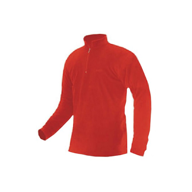 Microfleece Astrolabio Man red