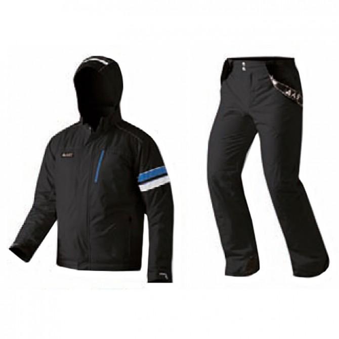 Ski suit Astrolabio Man black