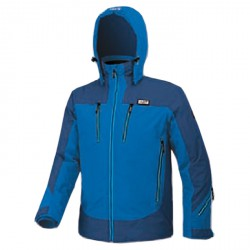 Veste de ski Astrolabio AA9W Homme avio-bleu