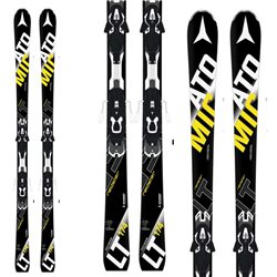 Ski Atomic Redster Lt + bindings Xto 10