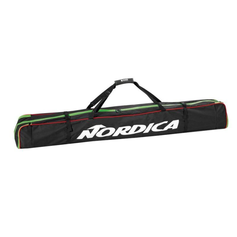 Sacca portasci nordica race single ski bag su botteroski - Sacca porta sci ...