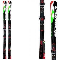 Ski Nordica Dobermann Gsr Evo + fixations N Pro X-cell Evo