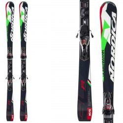 Esquí Nordica Dobermann Slr Evo + fijaciones N Pro X-Cell Evo