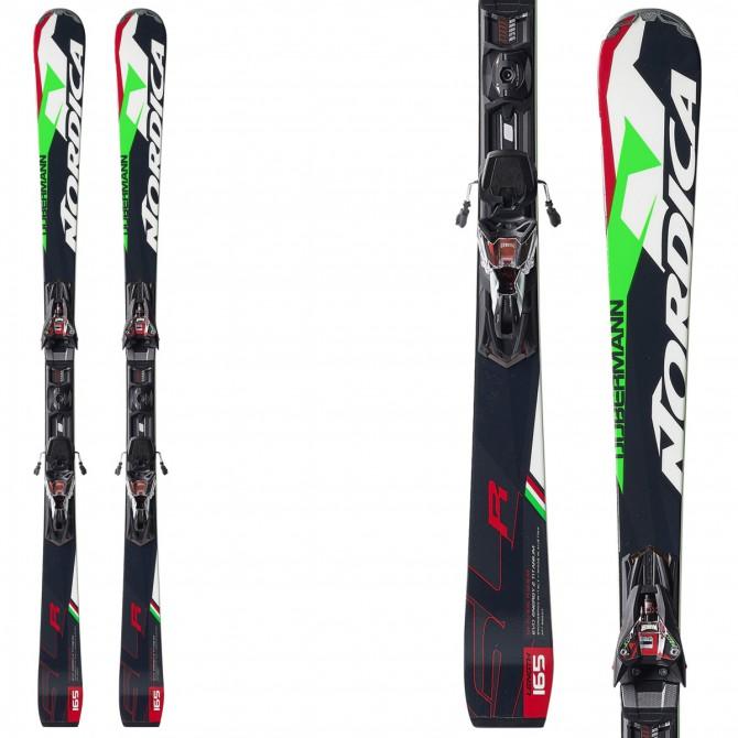 Ski Nordica Dobermann Slr Evo + bindings N Pro X-Cell Evo