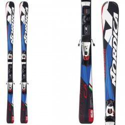 Ski Nordica Dobermann Spitfire Ca Evo + fixations N Adv Pr Evo