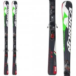 Esquí Nordica Dobermann Spitfire Ti Evo + fijaciones N Pro Pr Evo