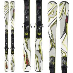 Esquí Nordica Fire Arrow 76 Ca Evo + fijaciones N Adv Pr Evo