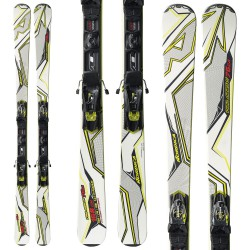 Ski Nordica Fire Arrow 76 Ca Evo + fixations N Adv Pr Evo