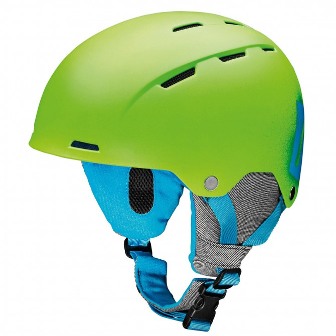 Casco esquí Head Arise verde