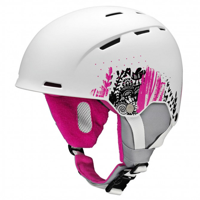 Casco esquí Head Arosa blanco