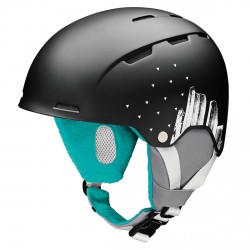 Casco esquí Head Arosa negro
