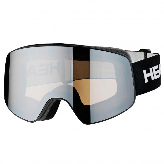 Masque ski Head Horizon Race noir