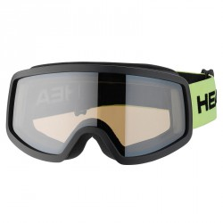 Maschera sci Head Stream Race Youth lime