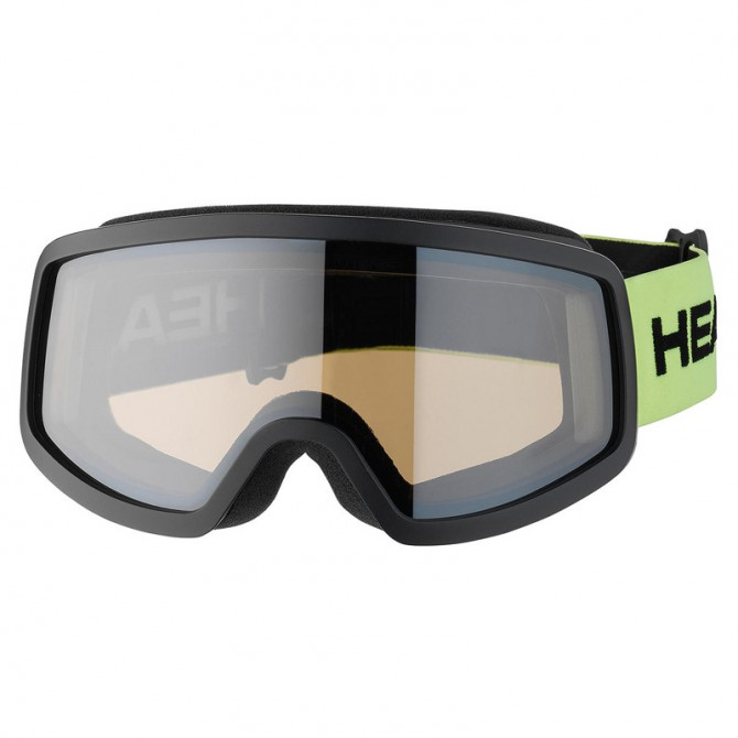 Masque ski Head Stream Race Youth lime