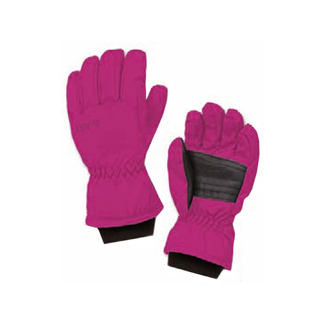 Pair of gloves Astrolabio Junior fuchsia