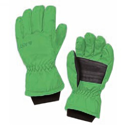 Pair of gloves Astrolabio Junior green