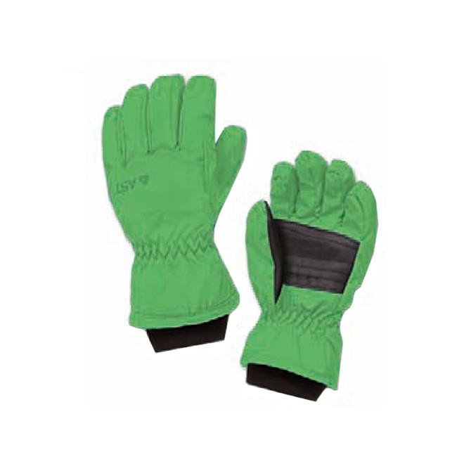 Pair of gloves Astrolabio Junior green
