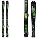 Ski Head Raw Instinct Sw Ti Pro + fixations Pr 11 Br 90