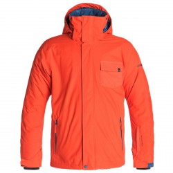 Snowboard jacket Quiksilver Mission Plain Man