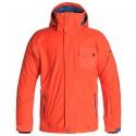 Snowboard jacket Quiksilver Mission Plain Man