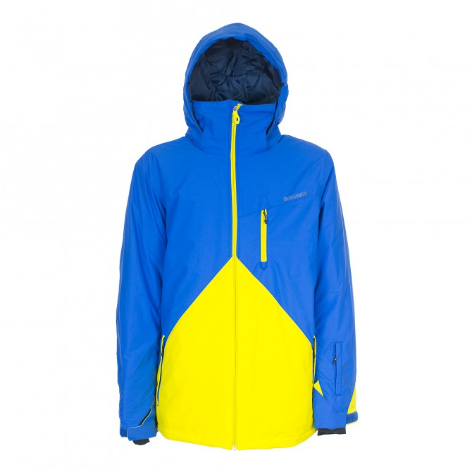 Snowboard jacket Quiksilver Mission Block Man