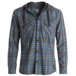 Camisa Quiksilver Rockyfist Hombre