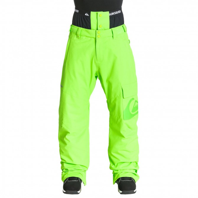 Pantalone snowboard Quiksilver County INS Uomo