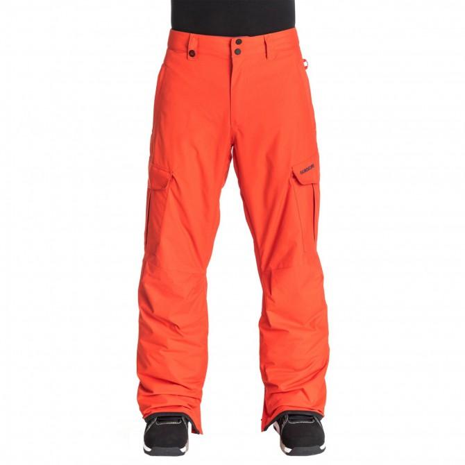 Pantalone snowboard Quiksilver Mission INS Uomo