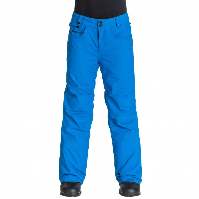 Snowboard pants Quiksilver State Junior