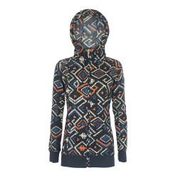 Sweatshirt Roxy Resin Knit Woman