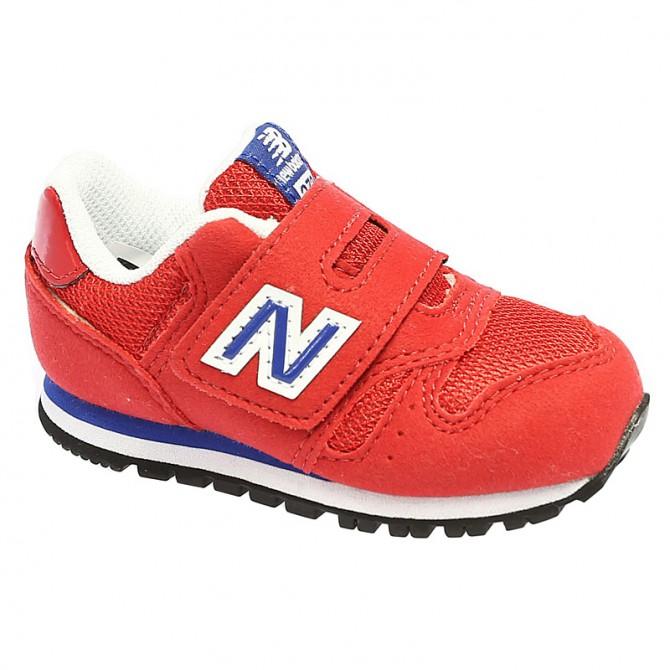 Scarpe New Balance Classic 373 Baby rosso