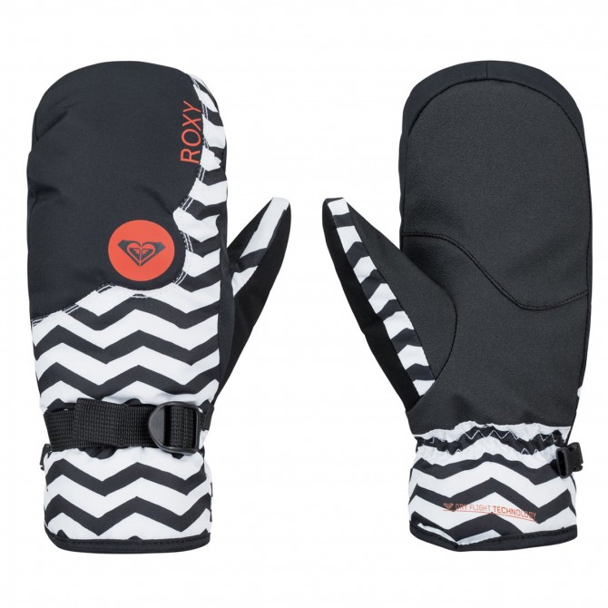 Snowboard mittens Roxy Jetty Woman