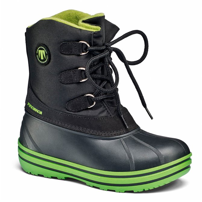 Doposci Tecnica Blinx Junior nero-verde