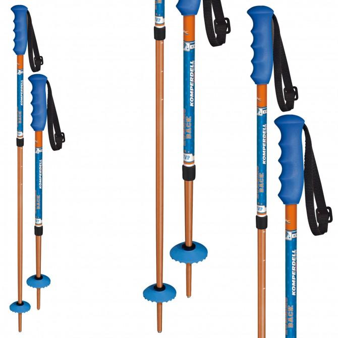 Ski poles Komperdell Runningback Vario