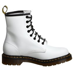 Stivaletto Dr Martens 1460 Smooth Donna bianco