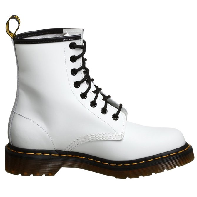 Chaussures Dr Martens 1460 Smooth Femme