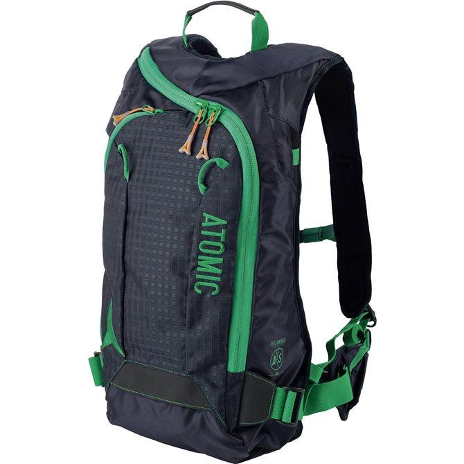 Mochila Atomic Automatic Pack negro-verde