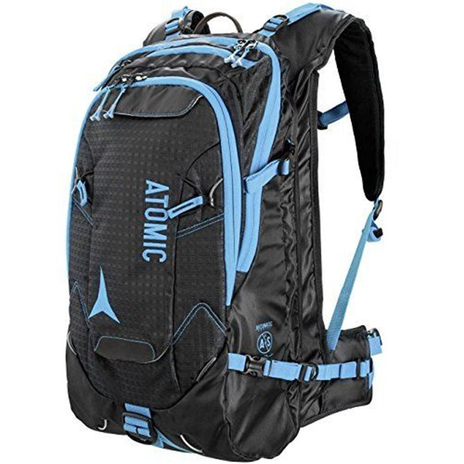 Zaino Atomic Automatic pack 20 lt. ABS Compat nero-blu