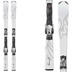 Esquí Nordica Cinnamon 75 + fijaciones N Adv Pr Evo