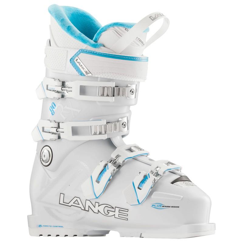 Ski gt ski boots gt lady boots gt ski boots lange rx 80 w white